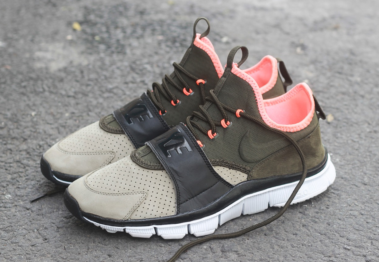 competitive price 68602 439b7 Nike Experimenting With Huarache DNA Again