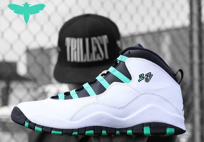 factory authentic b0725 9e6e5 This Air Jordan 10 Is Just for Girls | Sole Collector