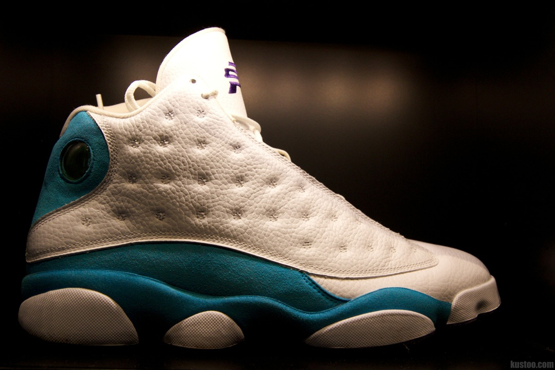 buy online 0e91f b7b93 Chris Paul s Air Jordan 13 Exclusives Are Actually Releasing   Sole  Collector