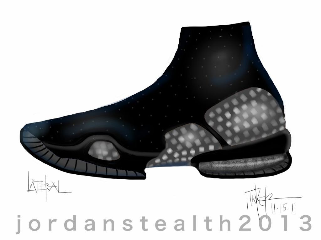 Air Jordan XX8 Sketch Work (3)