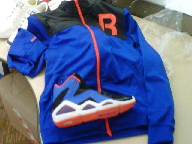 "Reebok Kamikaze III - ""New York Knicks"""