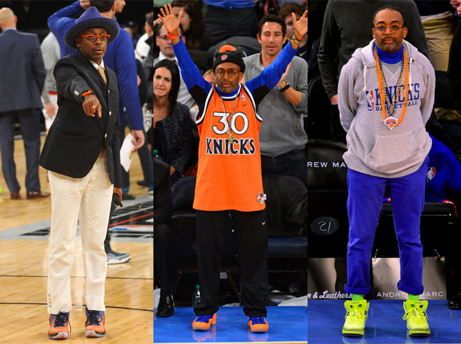 Celebrity Sneakerhead: Spike Lee