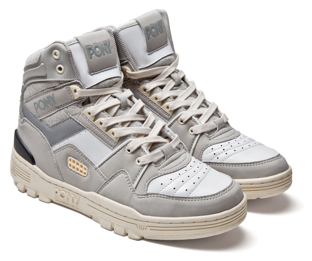 PONY M-100 Wool Pack Light Grey (5)
