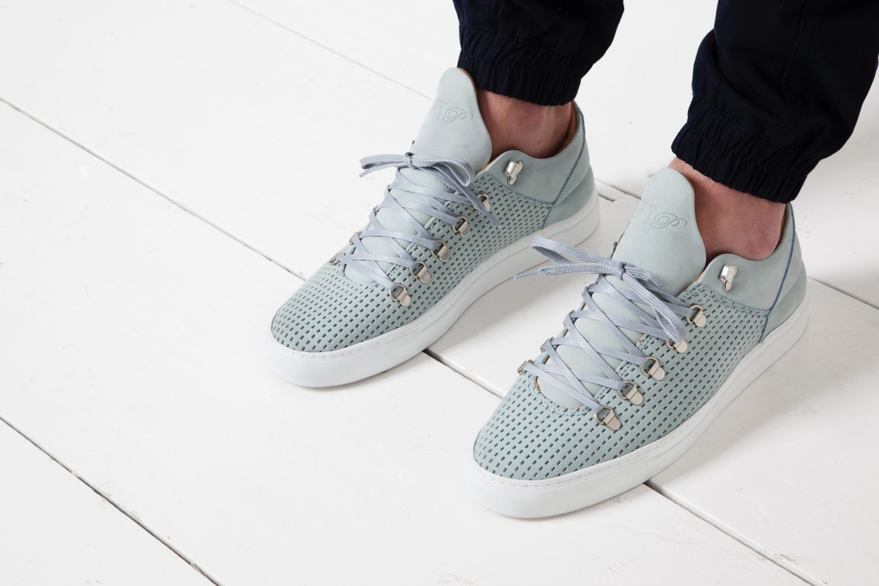 Filling Pieces Spring Summer 2014 Mountain Cut Perforated