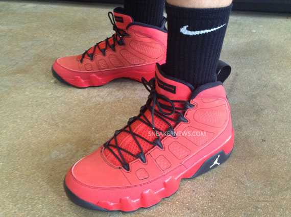 cheap for discount ce3c4 7bcd8 Air Jordan Retro 9 - Motorboat Jones | Sole Collector