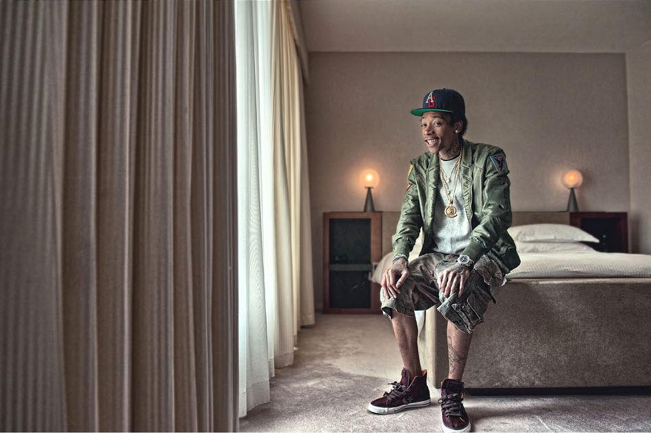 00260561603180 20 Photos Of Wiz Khalifa Wearing Converse Sneakers