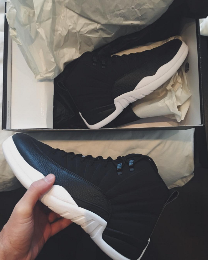 PSNY Air Jordan 12 Friends Family