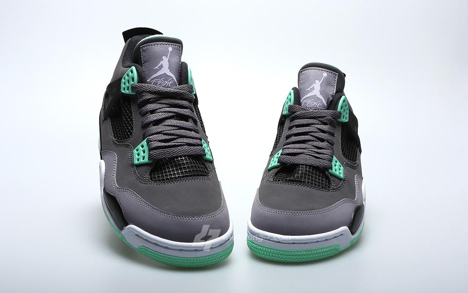 3d4b263b1e928 Air Jordan 4 Retro - Green Glow