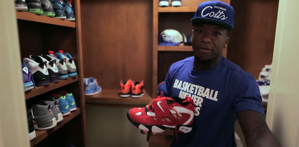 Nate Robinson Sneaker Closet 1