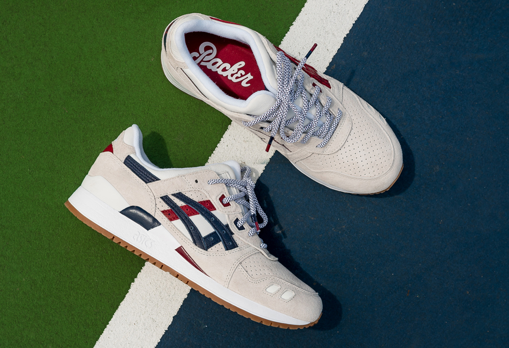 Packer Shoes Asics Gel Lyte 3 US Open