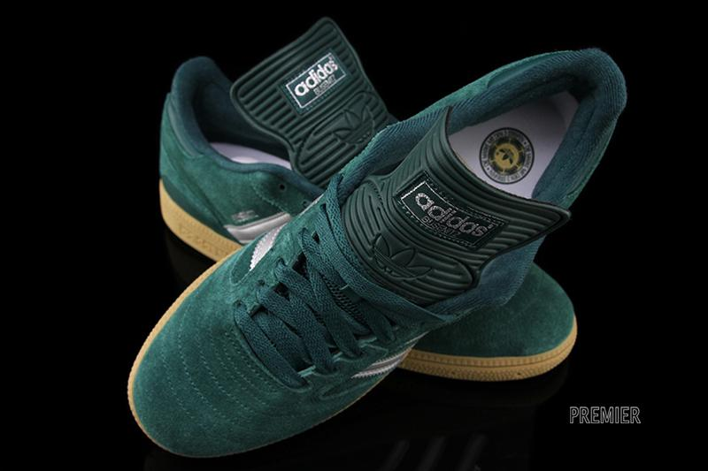 adidas busenitz pro green