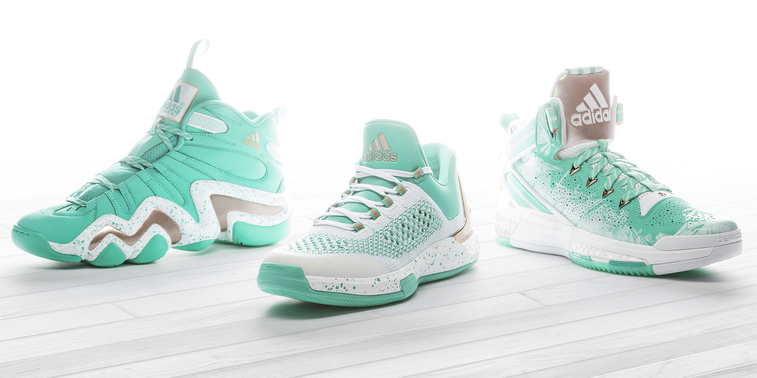 adidas Basketball Christmas Sneakers