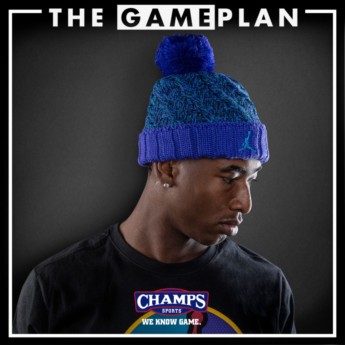 huge discount dd851 abd83 The Game Plan by Champs Sports Presents the Jordan 'Aqua ...