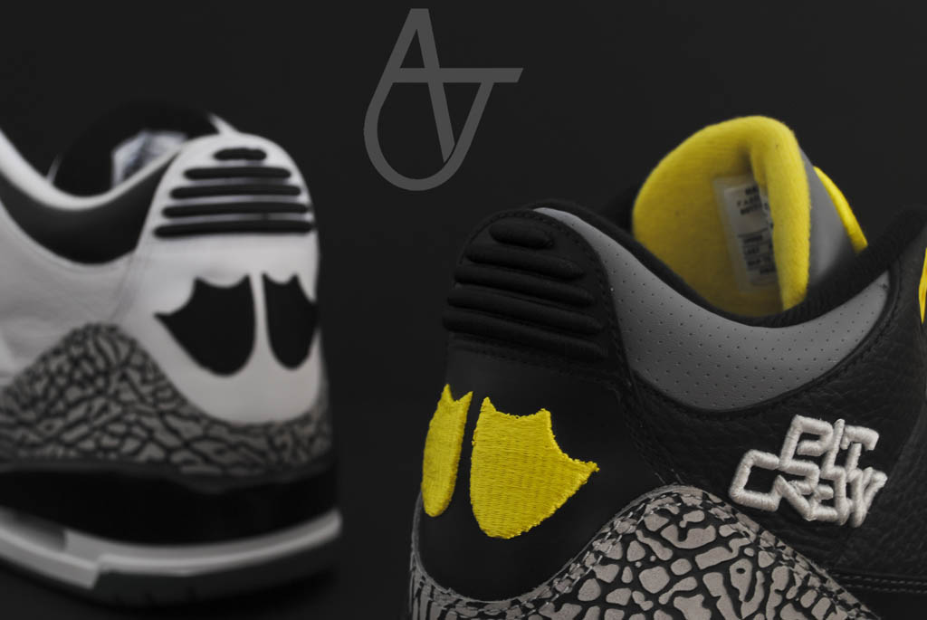 Air Jordan 3 Oregon Ducks Pit Crew (2)