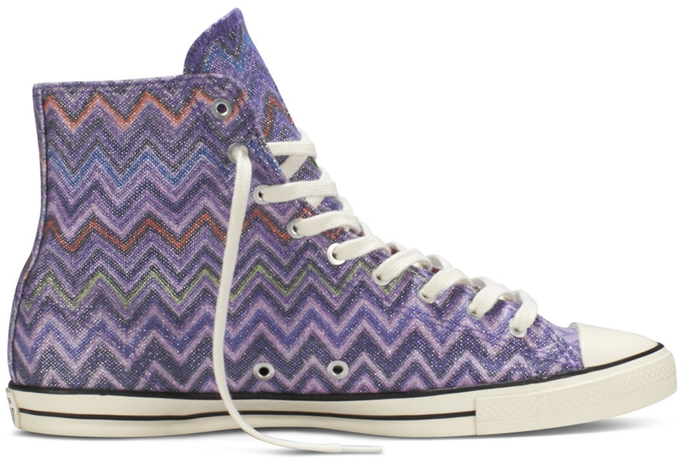 Converse Chuck Taylor All Star Hi Fancy Women's Hollyhock/Auburn