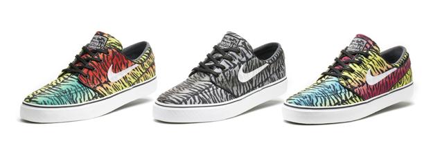 Nike Janoski Sb Zoom Chaussures Stefan Janoski Nike De Colorant Cravate Premium 7ac3dd