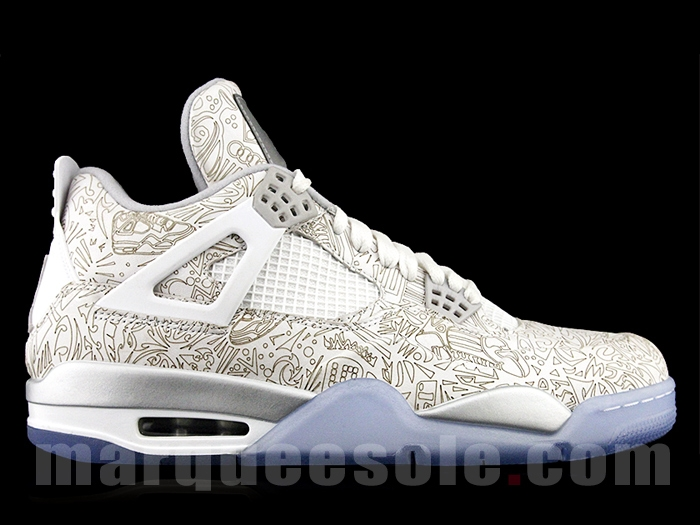 Laser Etchings, Icy Soles, and a