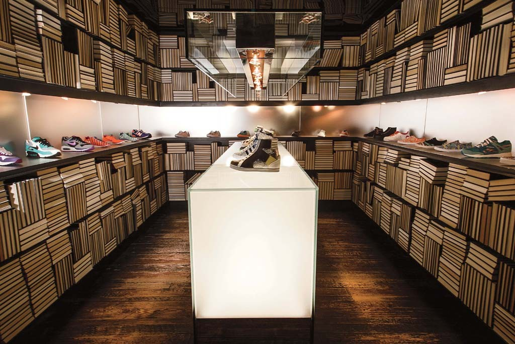 Footwear News Lists the 10 Best Sneaker Shops // Wish, Atlanta