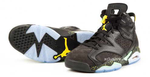 Air Jordan VI 6 Retro - Brazil World Cup (8)