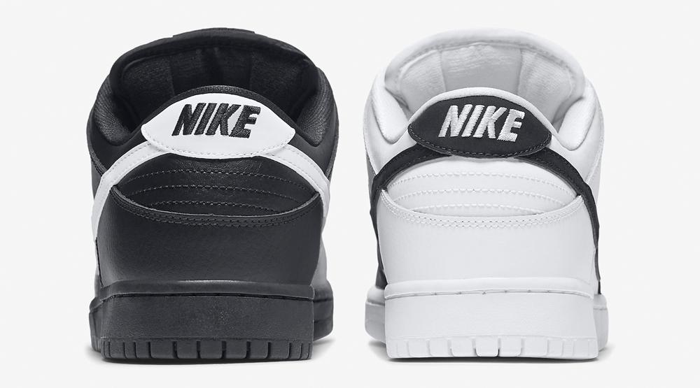 new products 6ceda 459e1 Nike Seeks Balance on  Yin Yang  Dunks