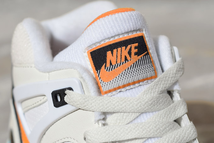Nike Air Tech Challenge II Kumquat Tongue