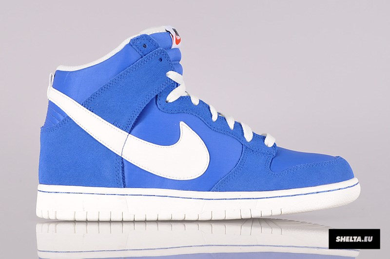 online store 0dcd4 dea48 The now 40 year old Blazer by Nike inspires this new look for the NSW Dunk  High.