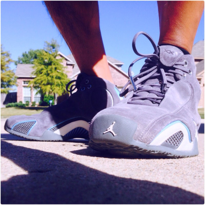 Spotlight // Forum Staff Weekly WDYWT? - 11.16.13 - Air Jordan 21 XX1 Light Graphite by Tito_Deo