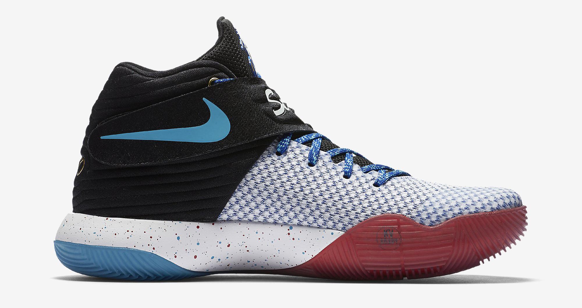 Nike Kyrie 2 Doernbecher 898641-001 Medial