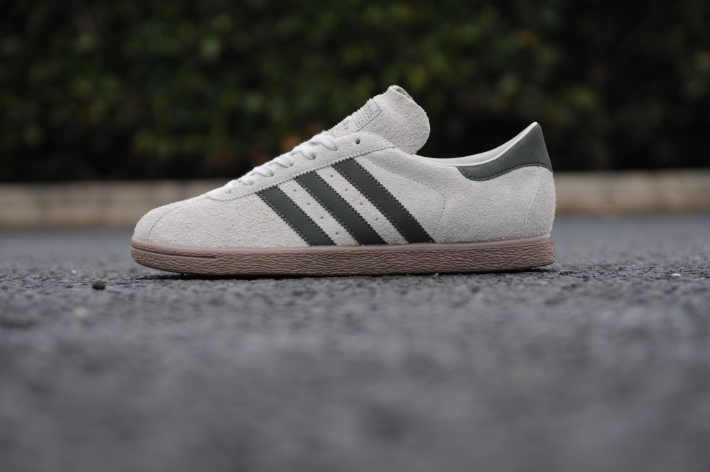 9a8412bc7793b4 The adidas Originals Tobacco in Sesame   Fango   Dark Gum is available now