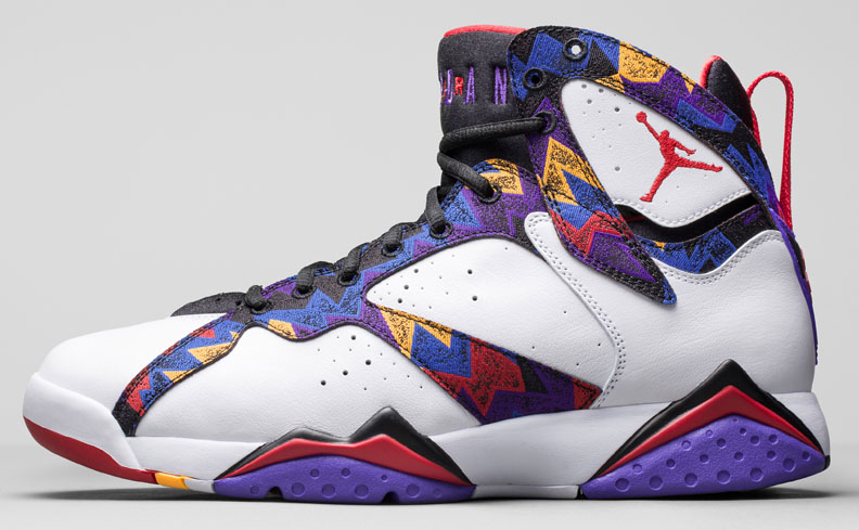 Air Jordan 7 Nothing But Net Sweater Release Date 304775-142