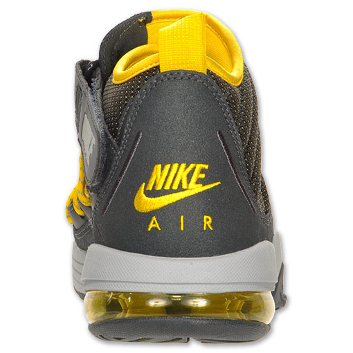 Nike Air Max Shake Evolve Reborn Gray Black Yellow Dennis Rodman