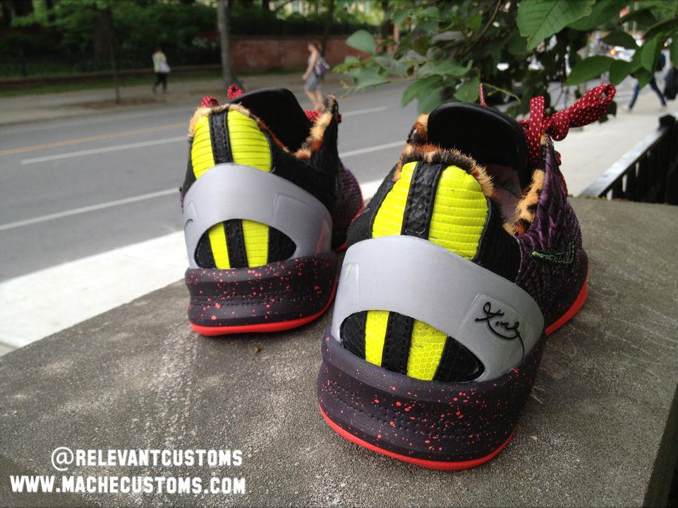 Mache Custom Kicks x Relevant