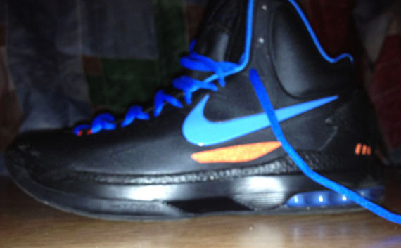 Nike KD V 5 Oklahoma City Thunder OKC Away (1)