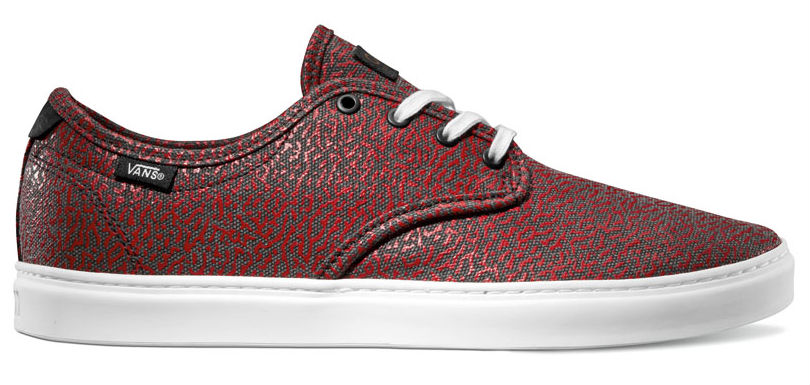 Vans OTW Disruptive Pack Ludlow Red