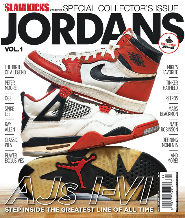 SLAM Magazine Presents JORDANS