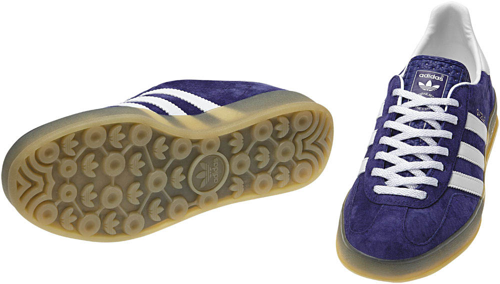 adidas Originals Gazelle Indoor Collegiate Purple Gum White V23174 (3)