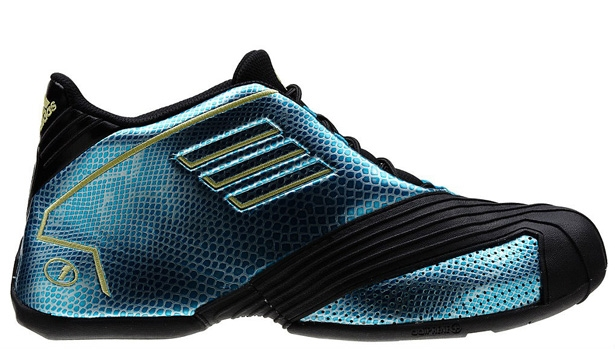 adidas T-Mac 1 Turquoise/Black-Gold