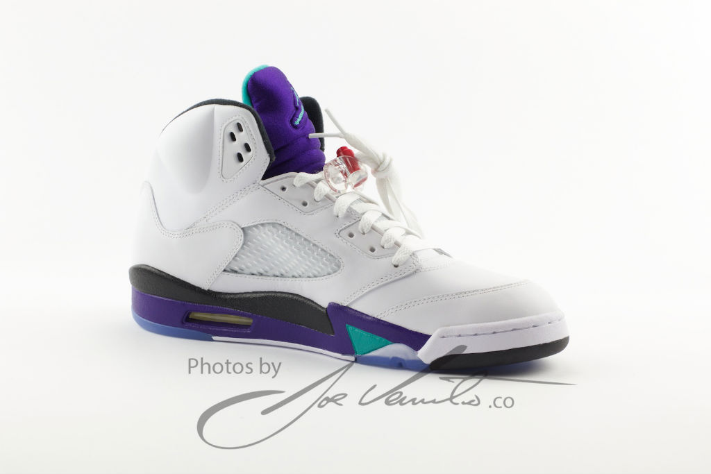 "Release Date // Air Jordan Retro 5 ""Grape"" 