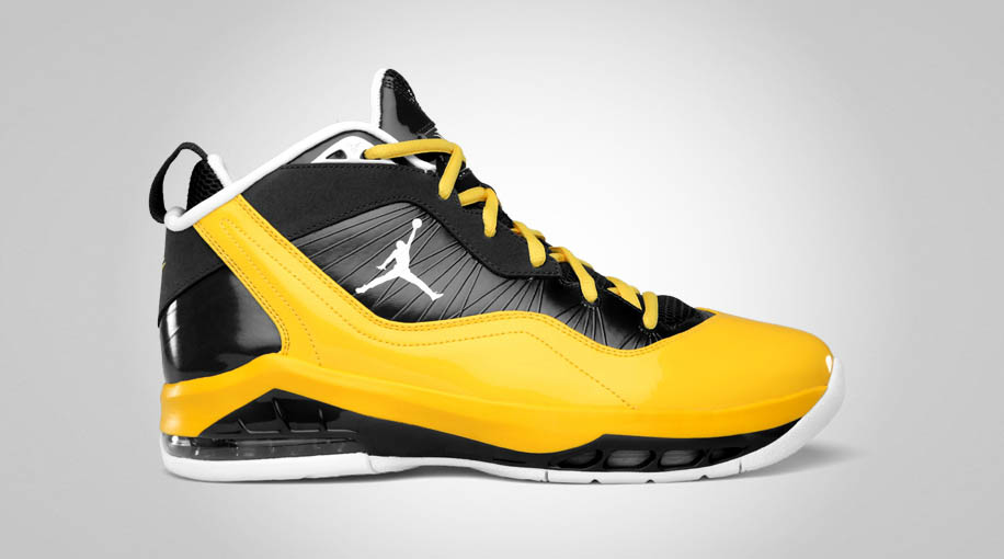 timeless design f6ed8 53243 Jordan Melo M8 - Anthracite/White-Varsity Maize | Sole Collector