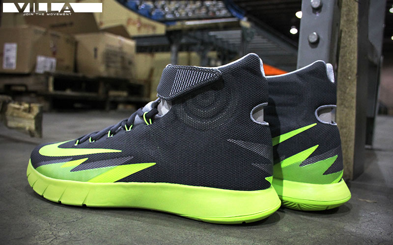 Nike HyperRev Hitting Retail in Black/Volt (4)