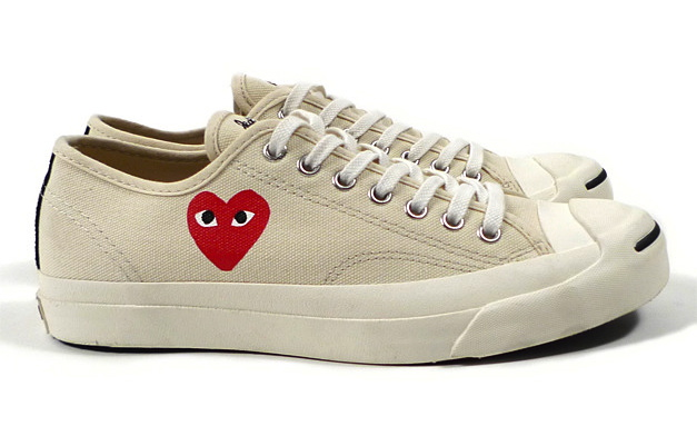CdG PLAY x Converse Jack Purcell | Sole Collector