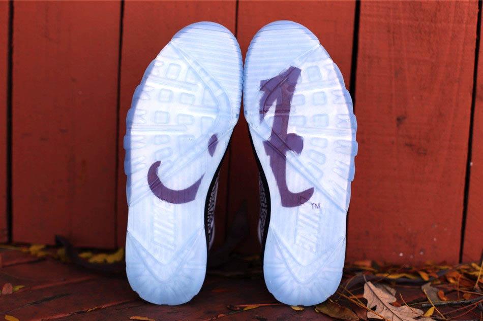 alabama bo jackson shoes