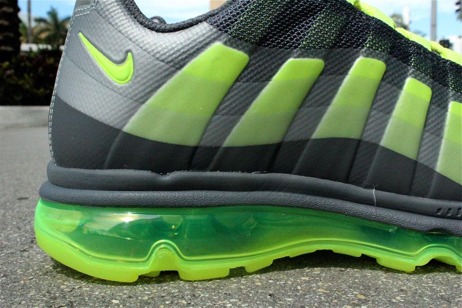Nike Air Max 95+ BB WTM Dark Grey Volt Wolf Grey Anthracite 511307-060 734d36af09