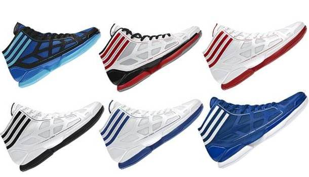 adidas adiZero Crazy Light - Fall 2011 Colorways