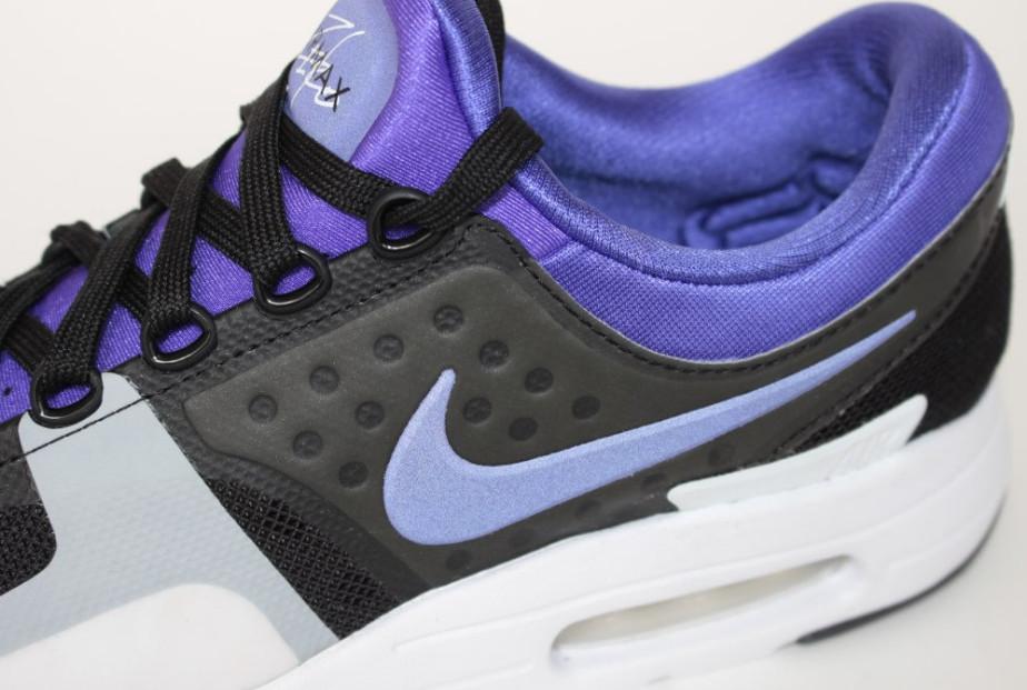 Persian Violet Nike Air Max Zero Detail
