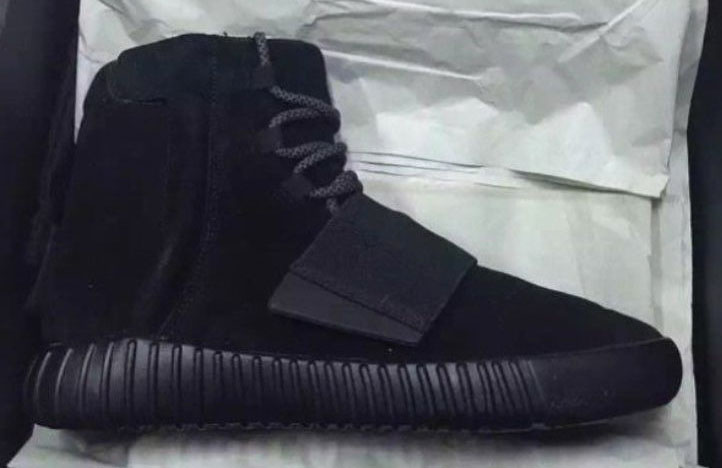 adidas Yeezy 750 Boost Black (2)