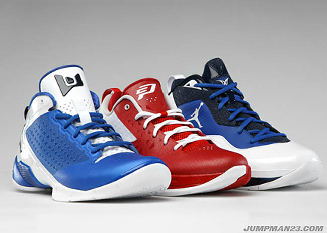 Jordan Brand All-Star Signature Pack