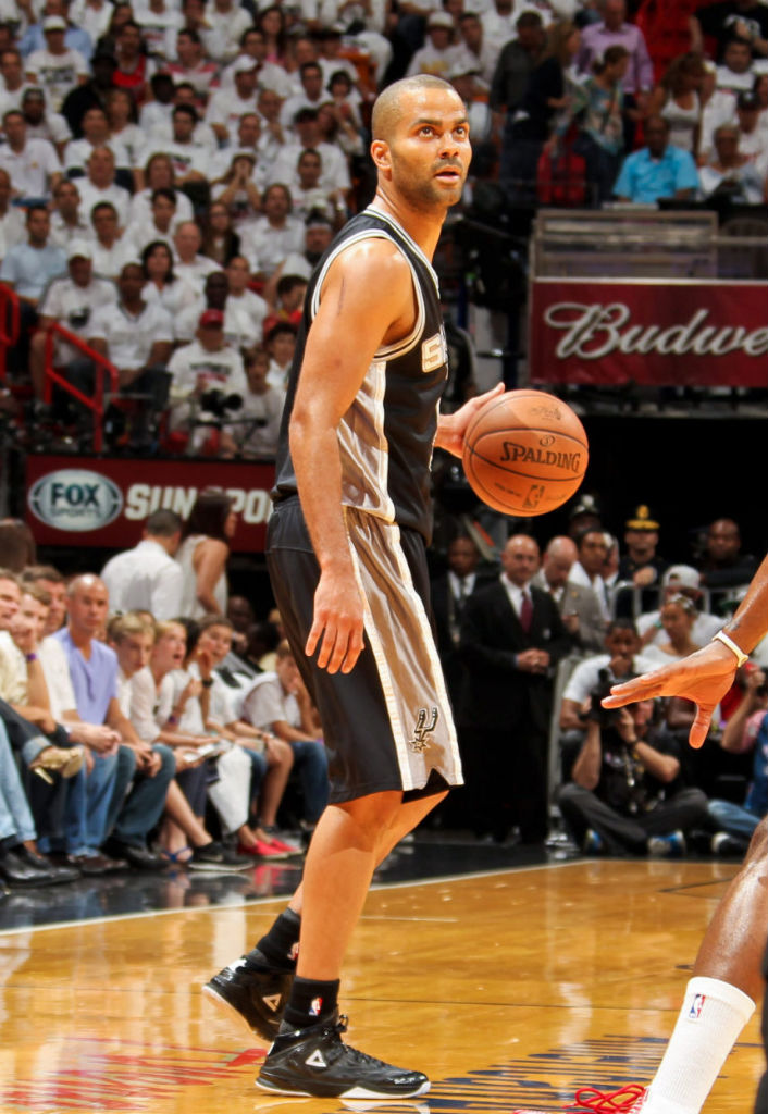 Tony Parker Beats The Clock In Peak Team Lightning PE (3)