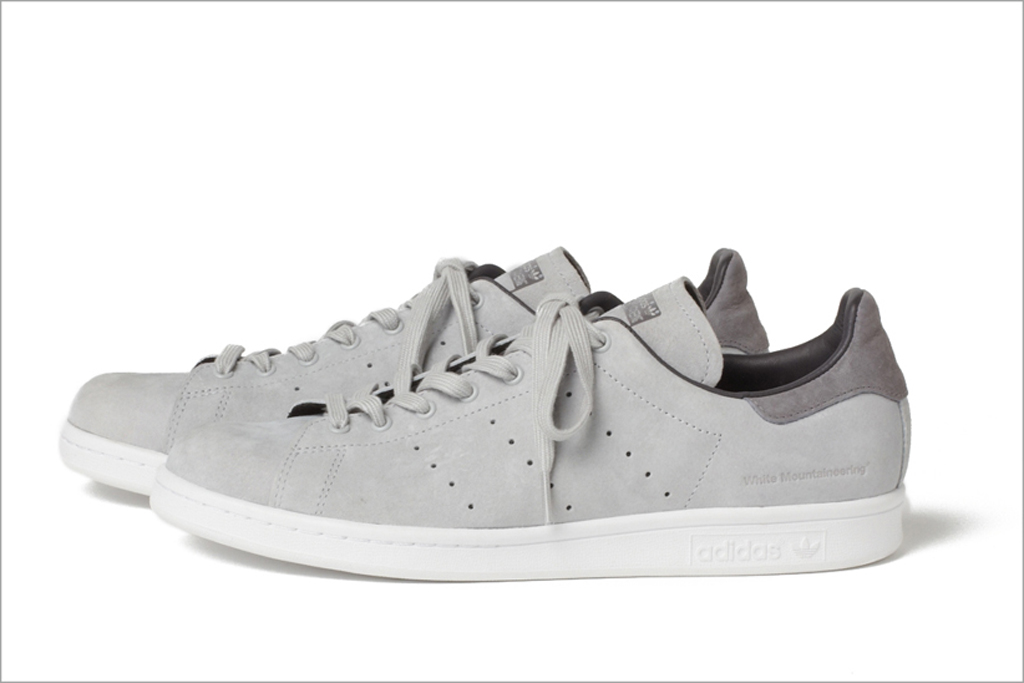 Adidas Stan Smith Gray