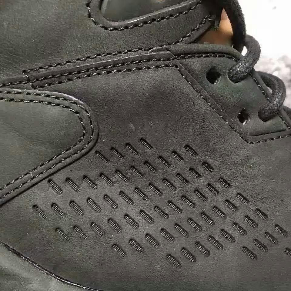 a0eb9f05a937 Air Jordan 5 Premium Green Tan Release Date Netting